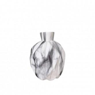 Vaso Marmorizado em Cerâmica 10cm - Mart