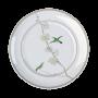 Prato Sobremesa Versa Bela Fauna 22cm Germer Porcelanas