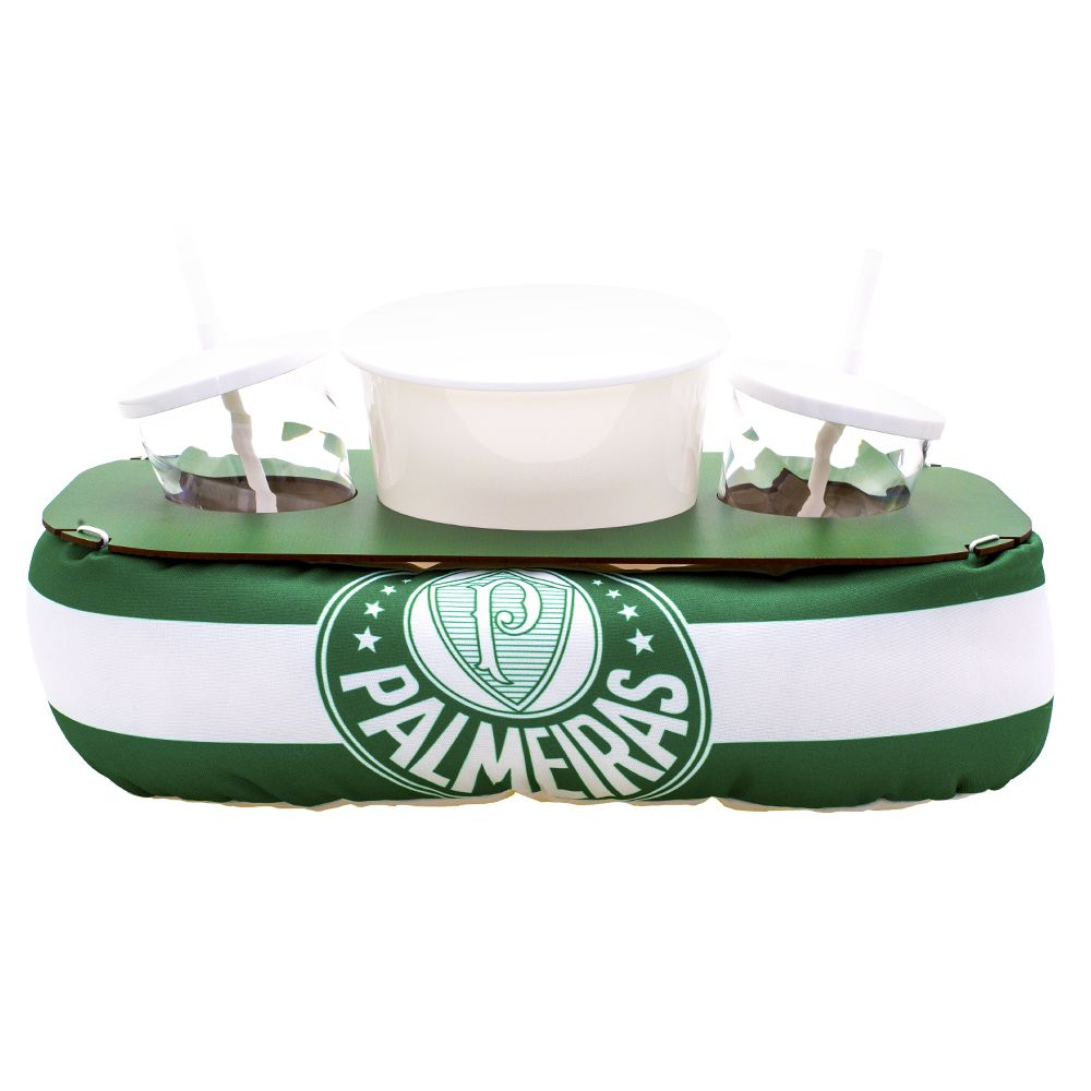 Almofada de Pipoca - Palmeiras