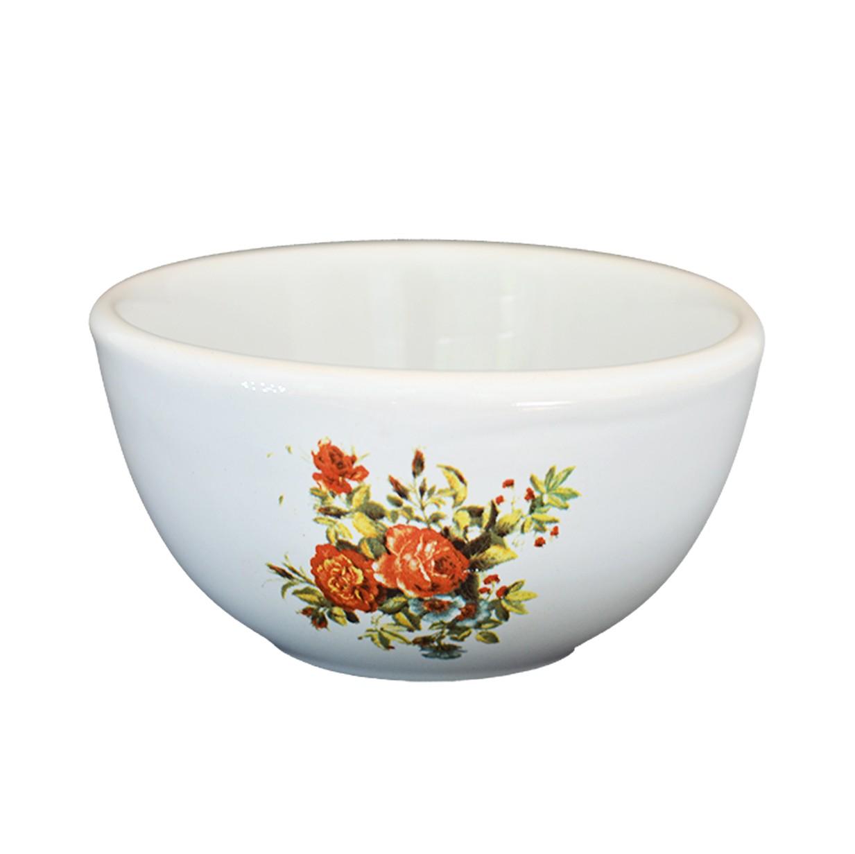Bowl de Cerâmica Flores