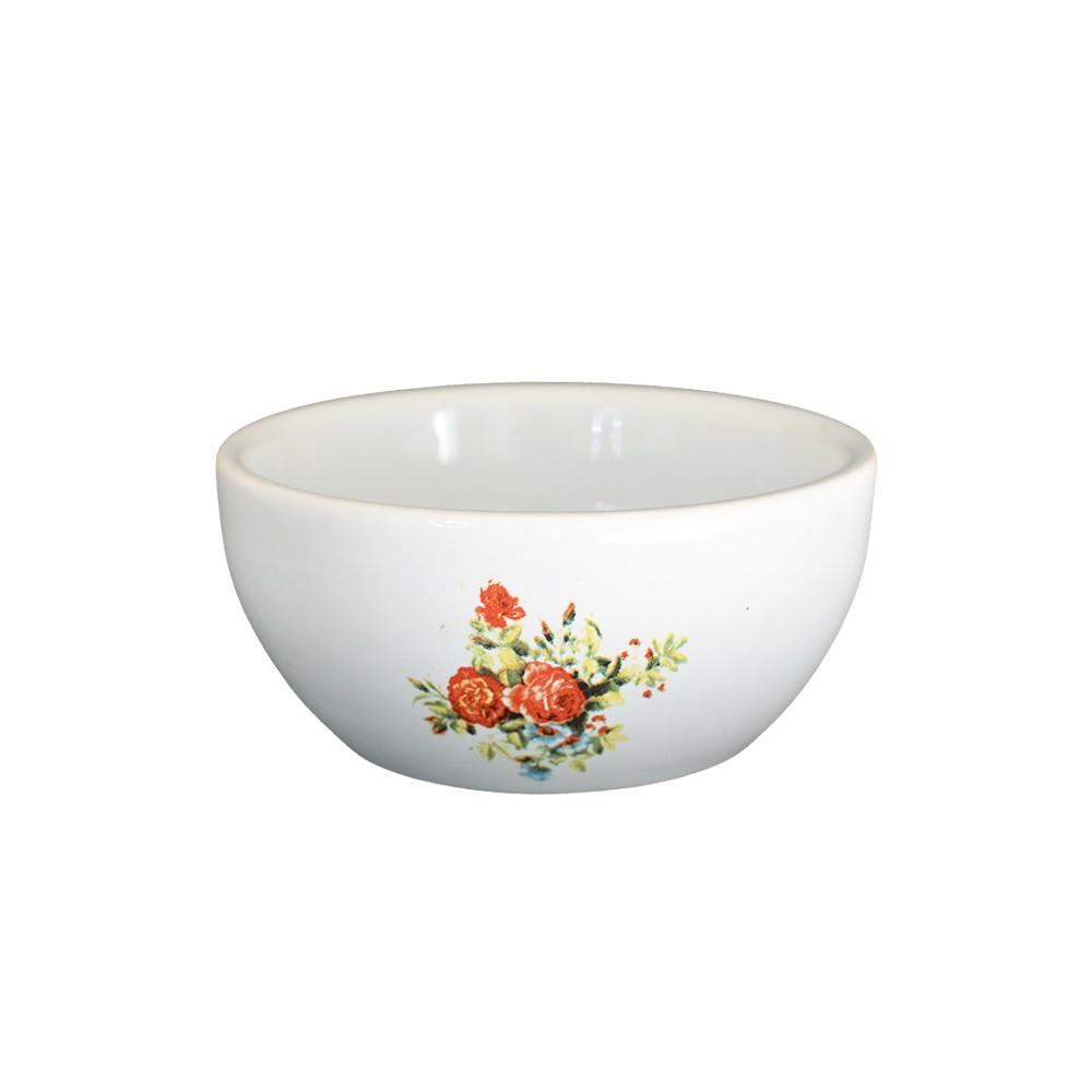 Bowl Pequeno de Cerâmica Flores