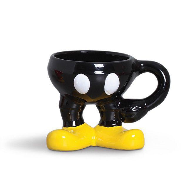 Cachepô Cerâmica Mickey