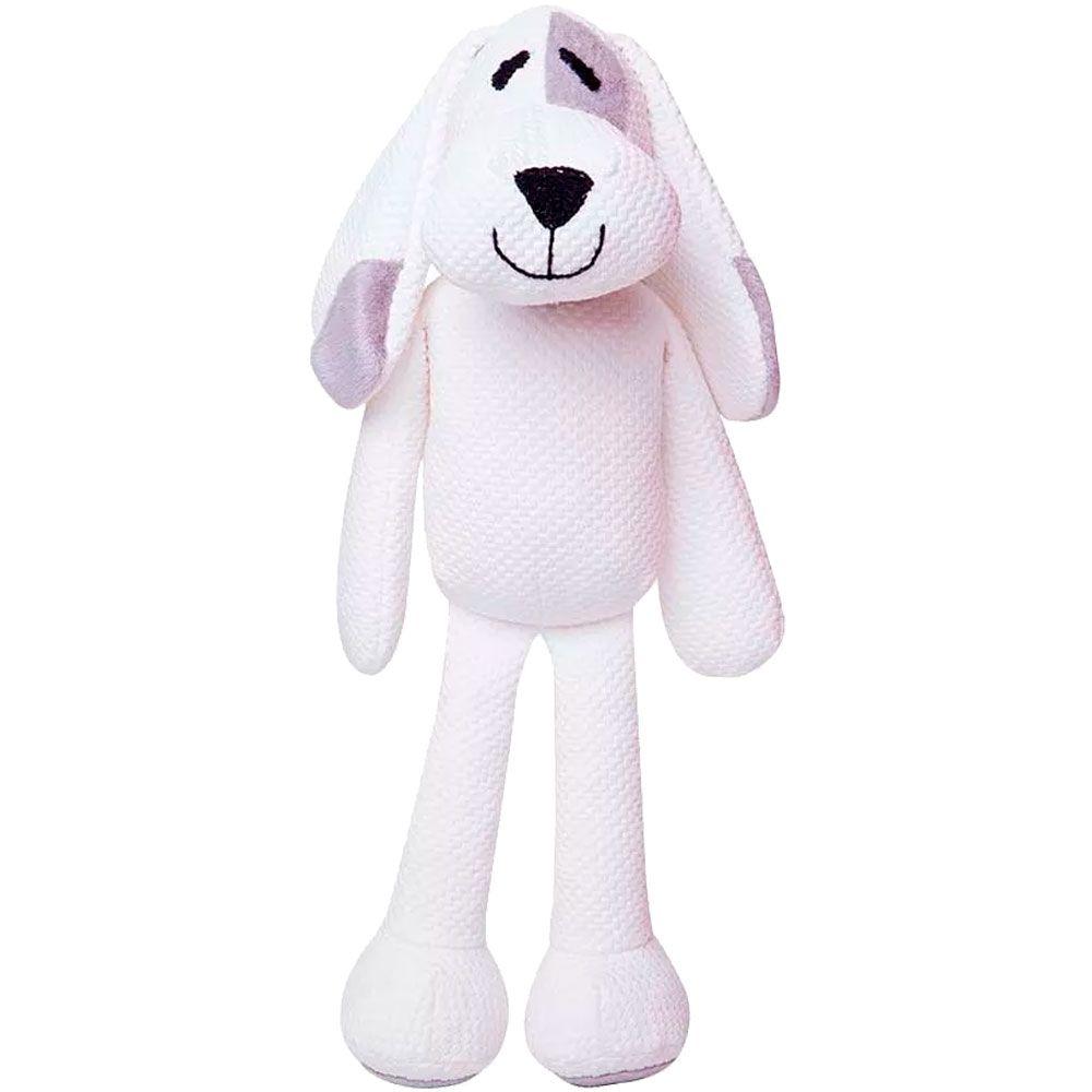 Cachorrinho de Pelúcia Soft & Friends Branco