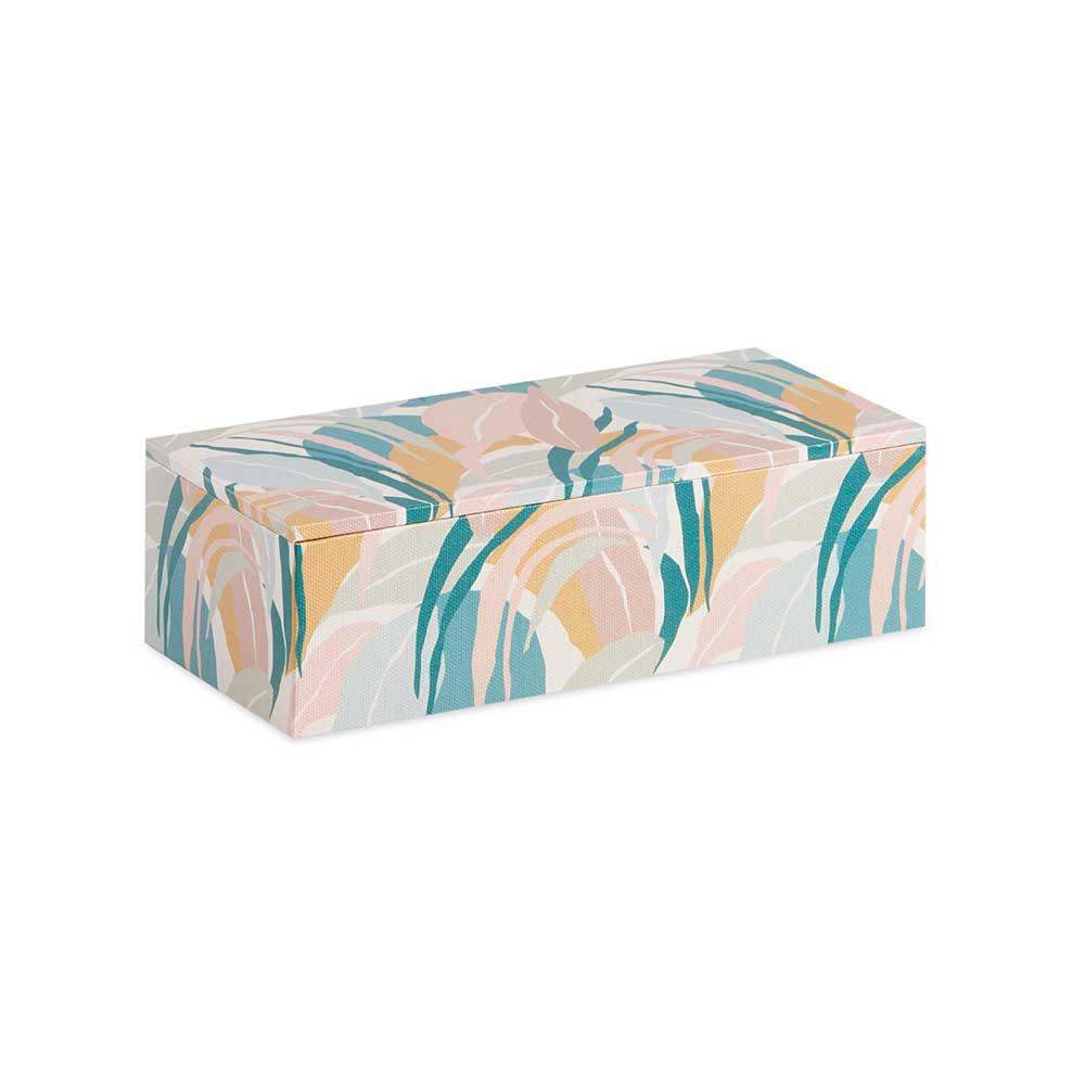 Caixa Decorativa Colorida Pequena
