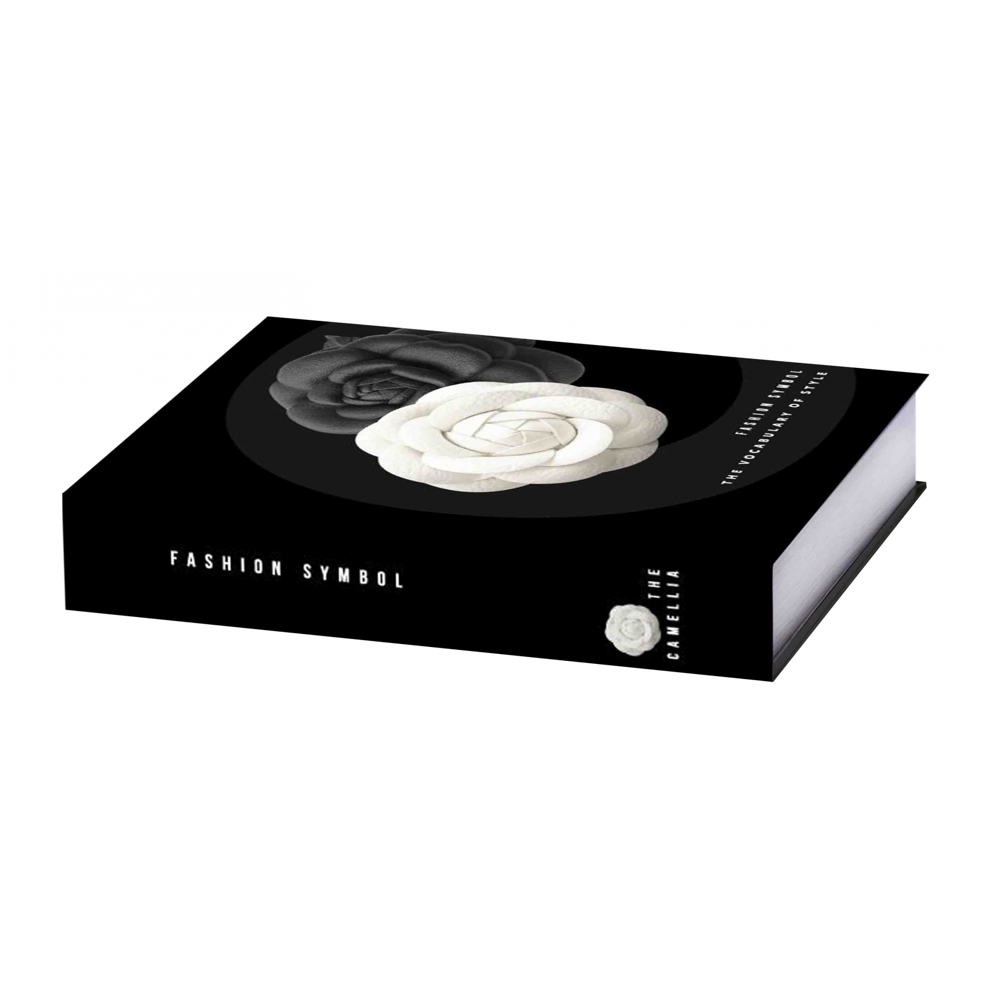 Caixa Livro Black and White 32x25x5cm
