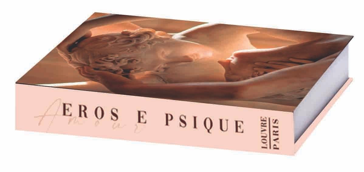 Caixa Livro Eros 25X18X4cm