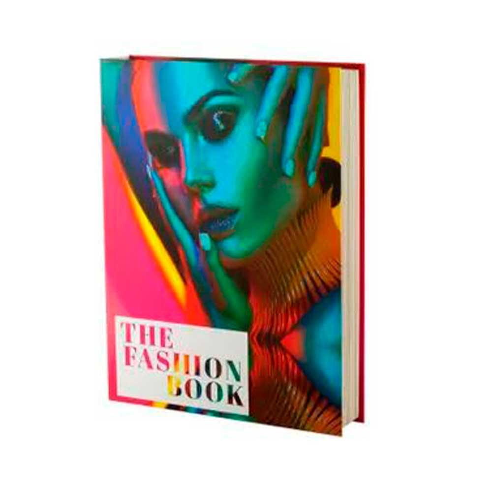 Caixa Livro Papel Rígido The Fashion Book 36x27x5cm