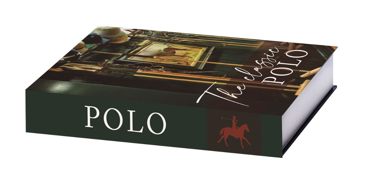 Caixa Livro Polo 25X18X4cm