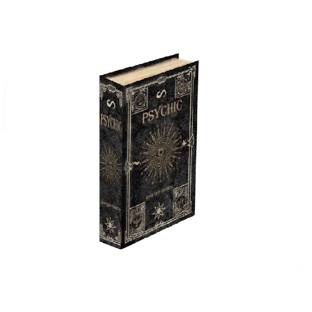 Caixa Livro Psychic 26x17x3,5cm