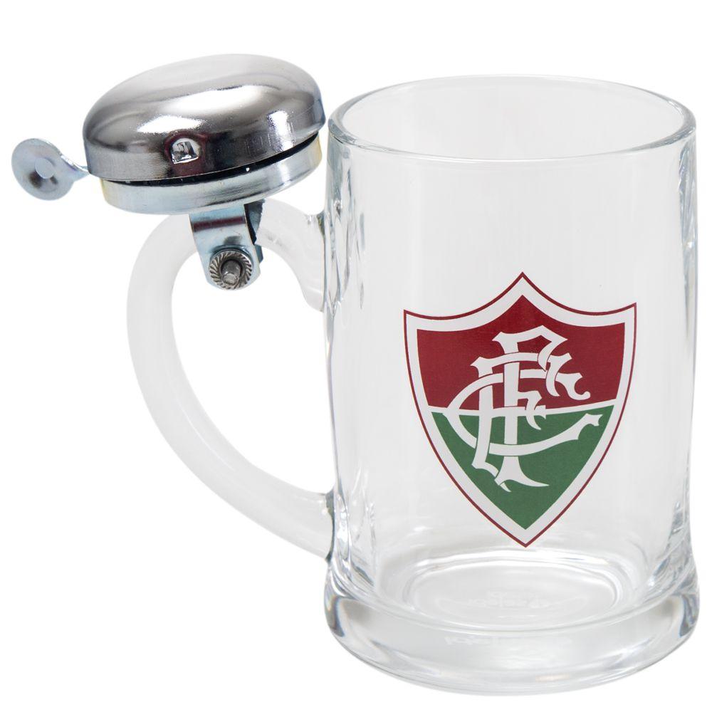 Caneca de Cerveja com Sineta Fluminense 380ml