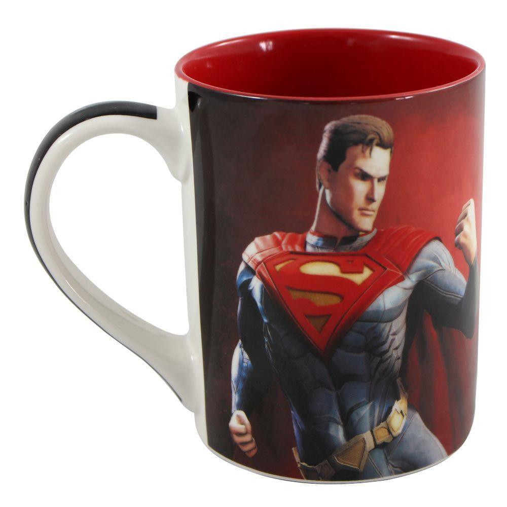 Caneca Reta Dream Mug Super Homem 460ml