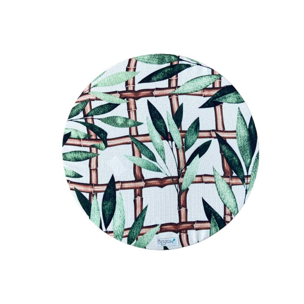 Capa para Sousplat Bambu 35cm