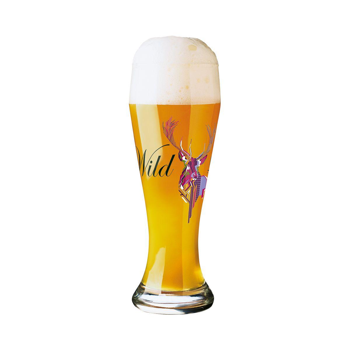 Copo de Vidro para Cerveja 500ml Wheatbeer Glass Dajana Brinkert 2012