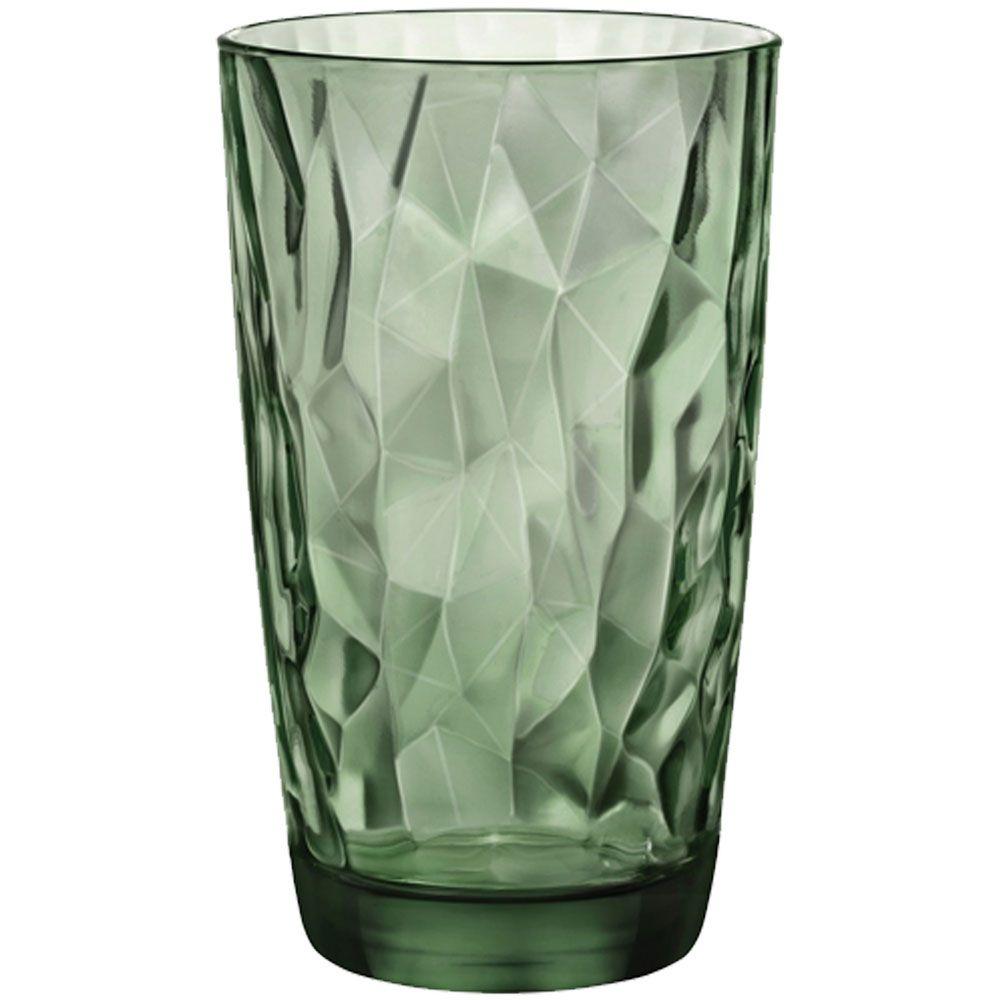 Copo Diamond Cooler Verde 470ml Avulso