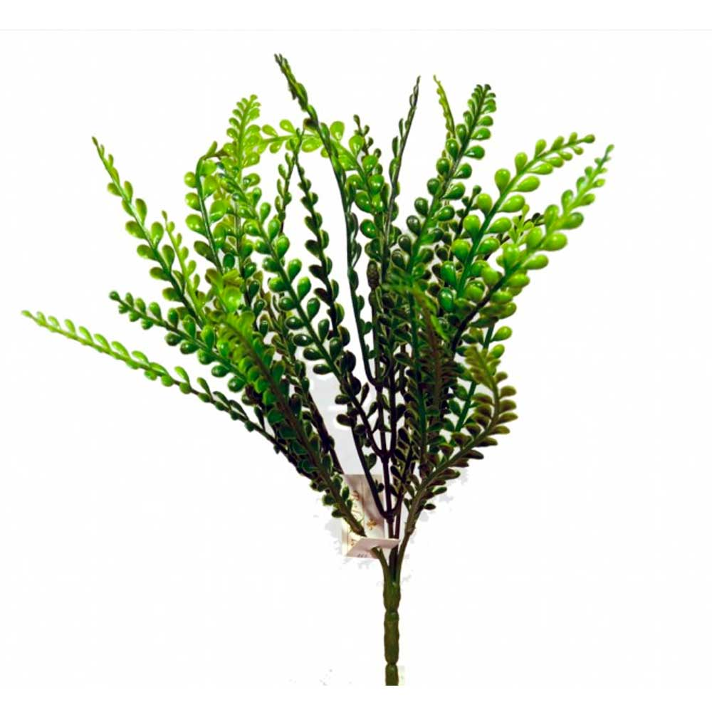 Folhagem Artificial X5 Verde 32cm