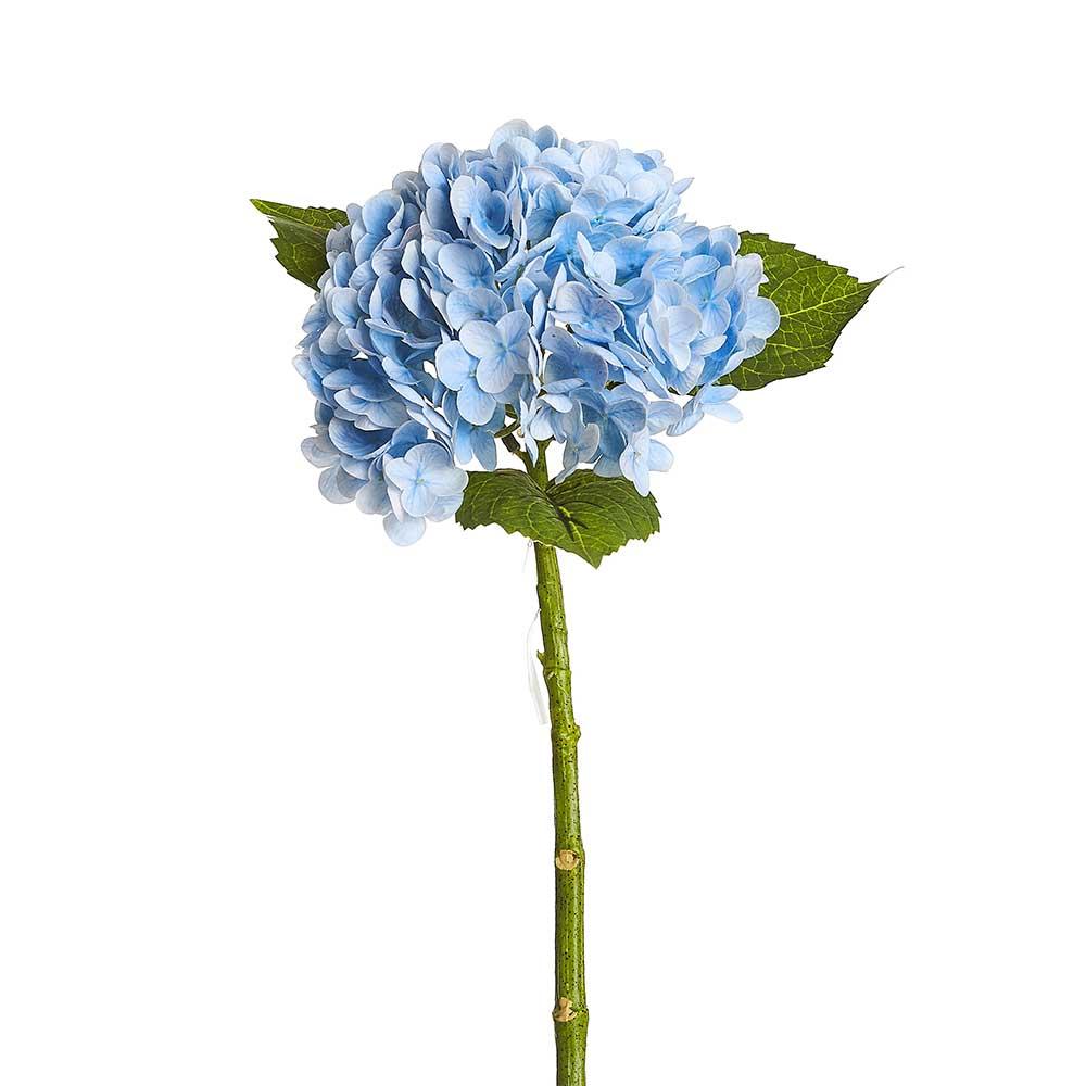 Hortência Artificial Toque Real Azul 45cm