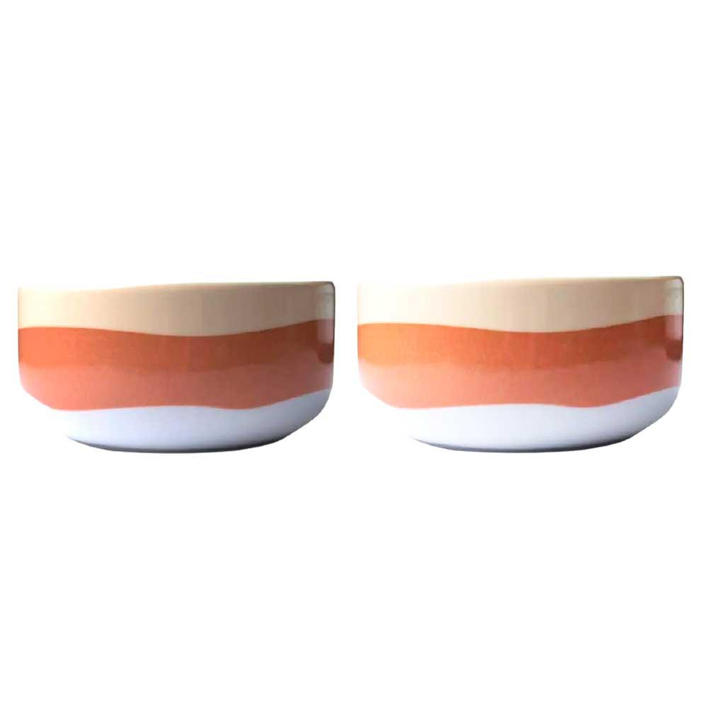 Kit Tigelas de Porcelana Agreste 500ml