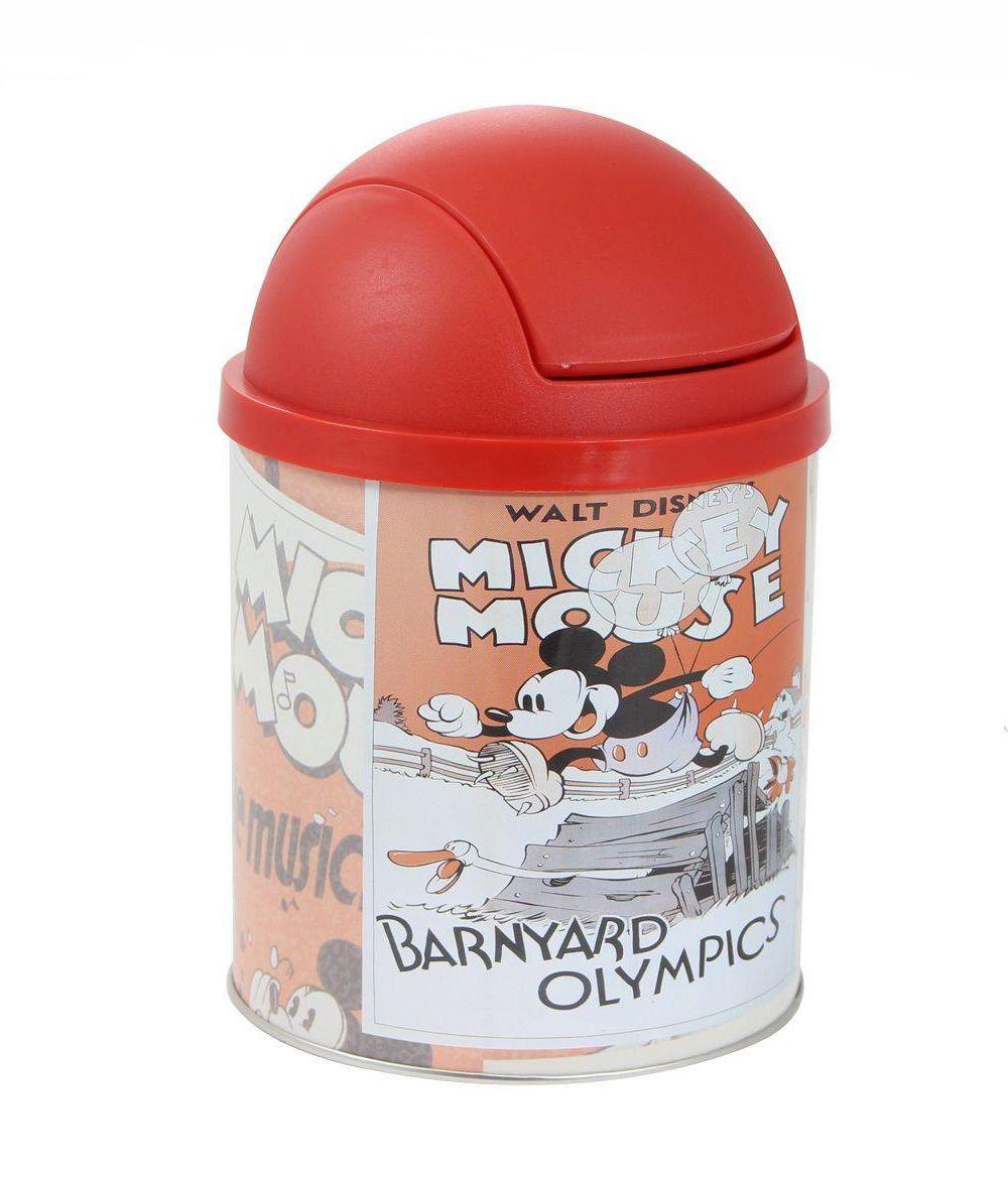 Lixeira de Mesa Mickey Mouse Classico