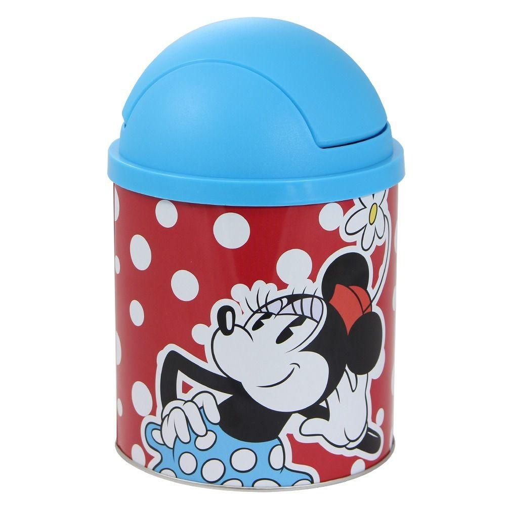 Lixeira de Mesa Minnie Mouse