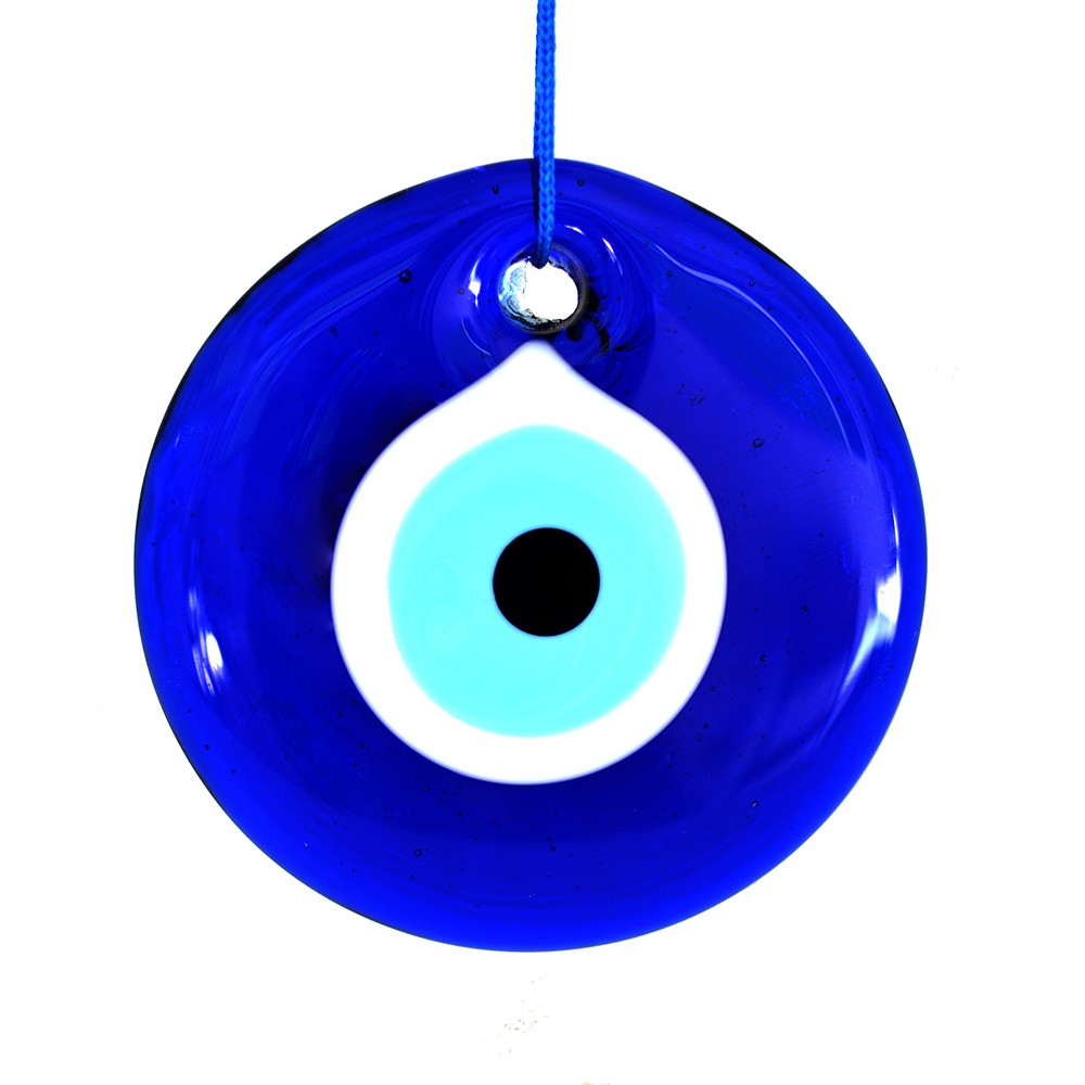 Olho Turco Azul 9cm
