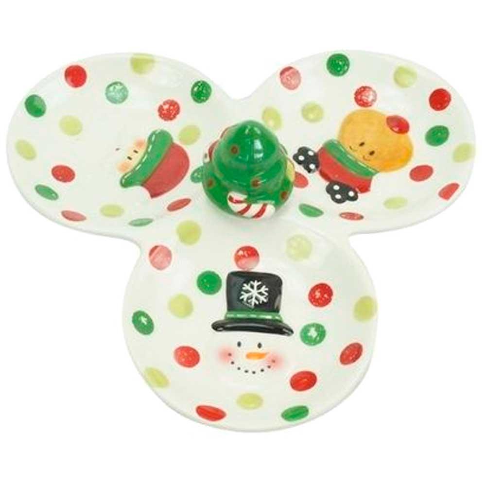 Petisqueira em Cerâmica de Natal
