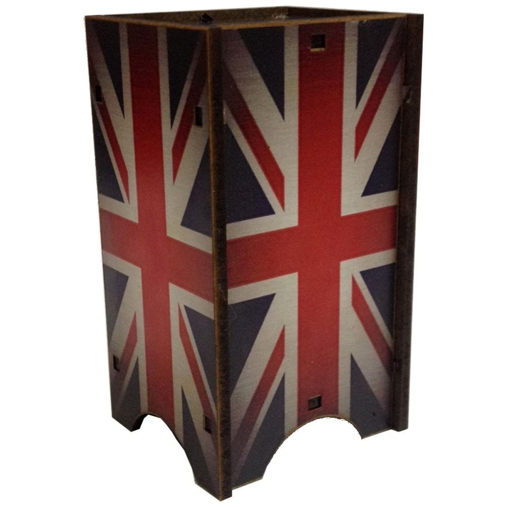 Porta Palito Inglaterra 10cm