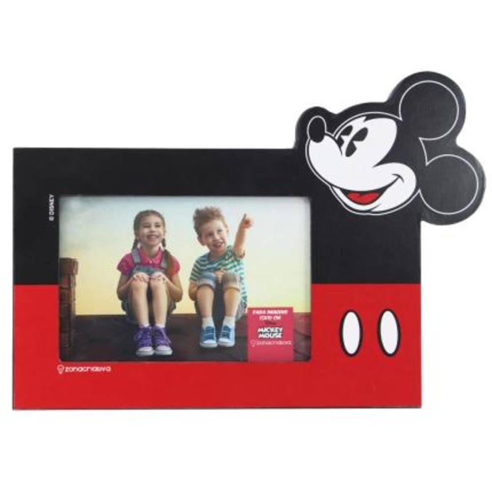 Porta Retrato MDA Mickey Faces