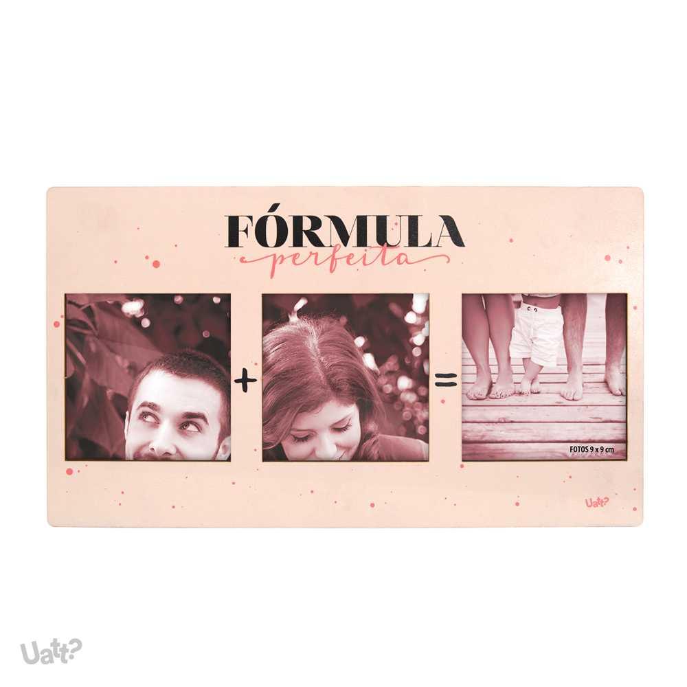 Porta Retrato Quadro - Formula Perfeita
