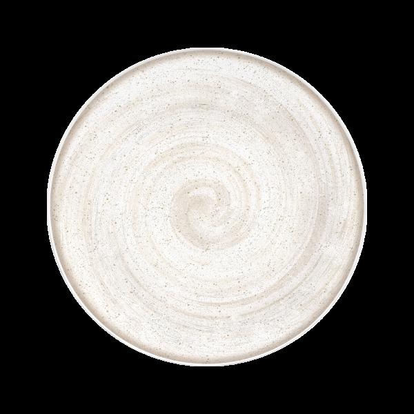 Prato Raso Convexa Júpiter 26cm Germer Porcelanas
