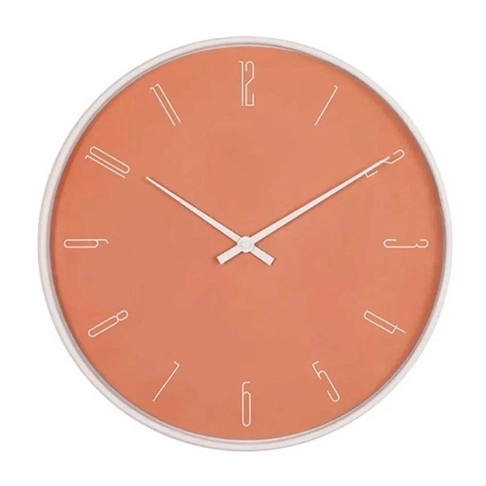 Relógio de Parede Terracota 35cm