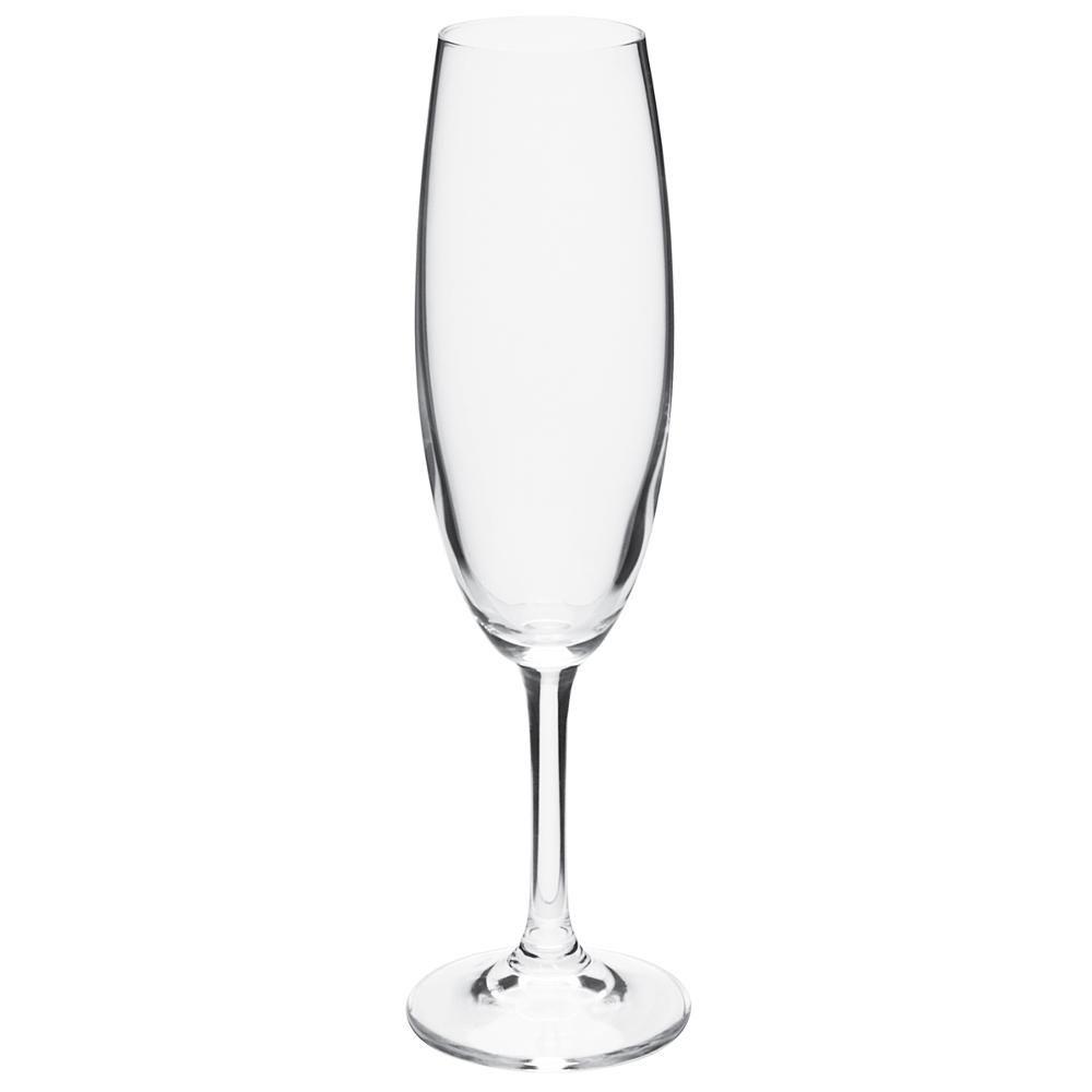 Taça Avulsa de Champagne de Cristal Ecológico 220ml - Klara