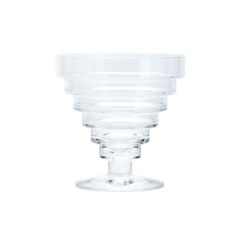 Taça de Sobremesa Transparente 350ml Etore - Avulsa