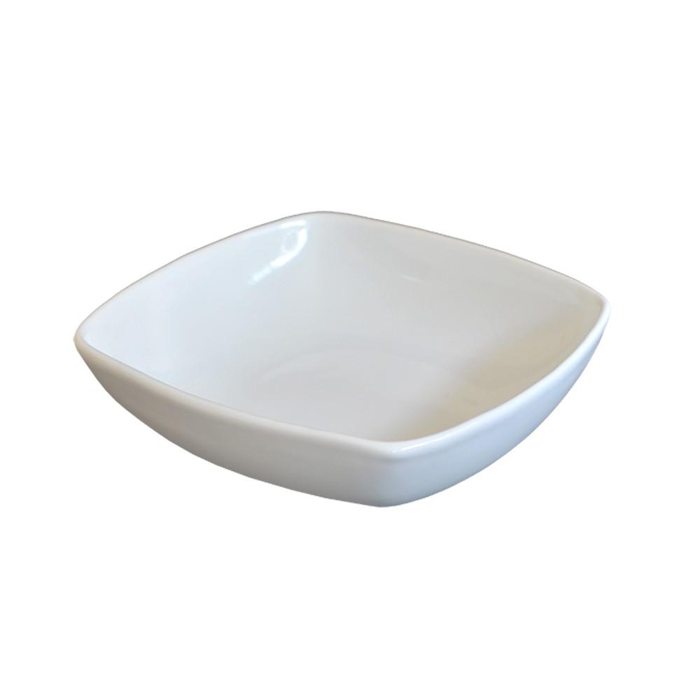 Tigela em Cerâmica Branco