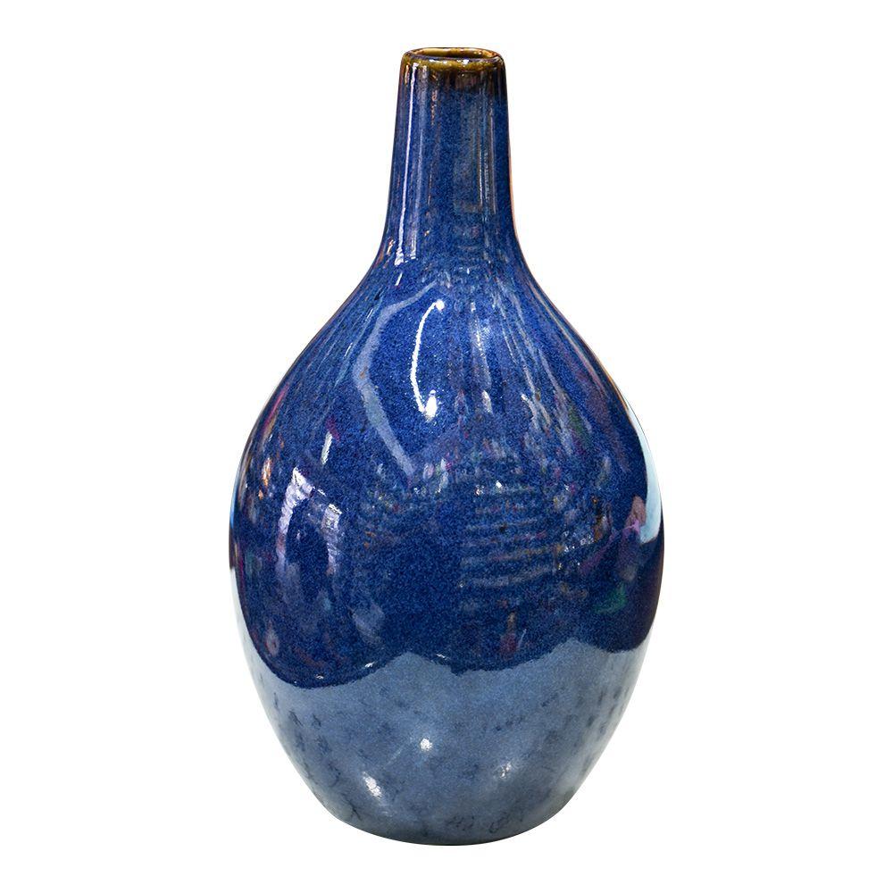 Vaso Aqua de Cerâmica