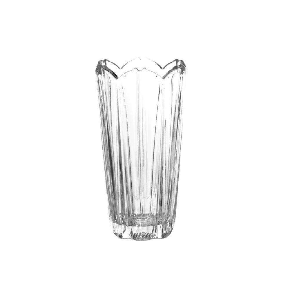 Vaso de Vidro Corolla Fiori 23cm