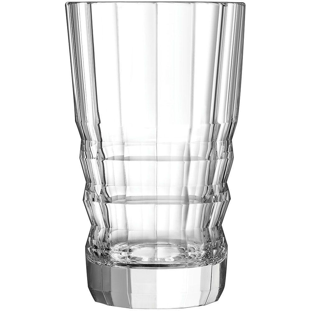 Vaso em Cristal Ecológico Architect 28cm Transparente