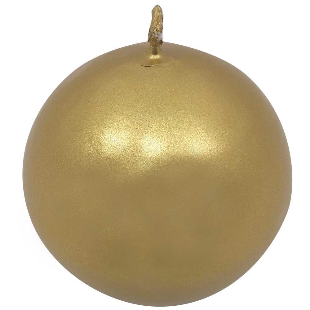 Vela Redonda Dourada Nr BO/60