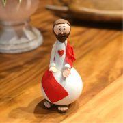 Sagrado Coração de Jesus de cabaça