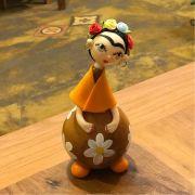 Frida Vestido Natural