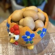 Galinha Porta Ovos