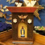 Painel Capelinha Nossa Senhora Aparecida