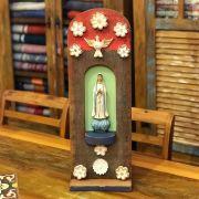 Painel Oratório Nossa Senhora de Fátima