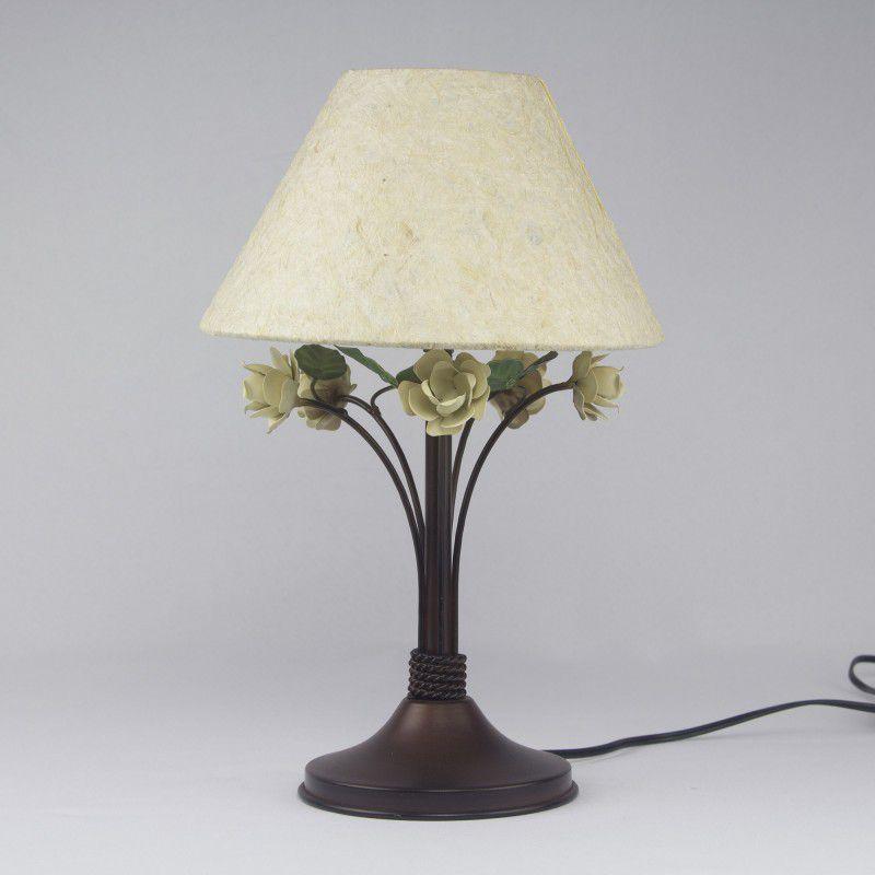 Abajur Bouquet Marrom