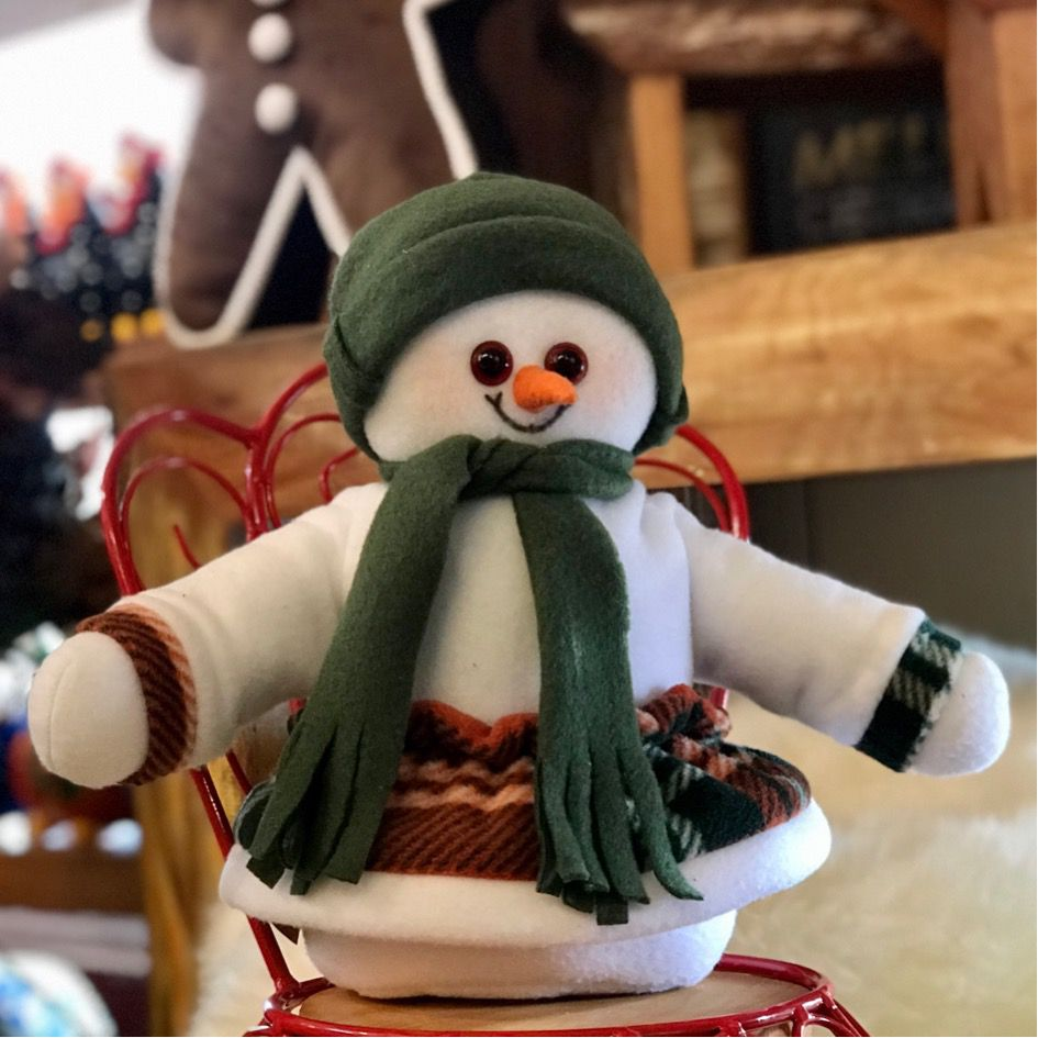 Boneca de Neve
