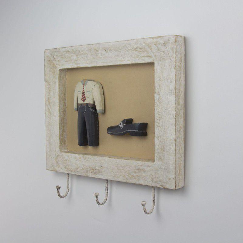 Cabide Terno e Sapato 30cm