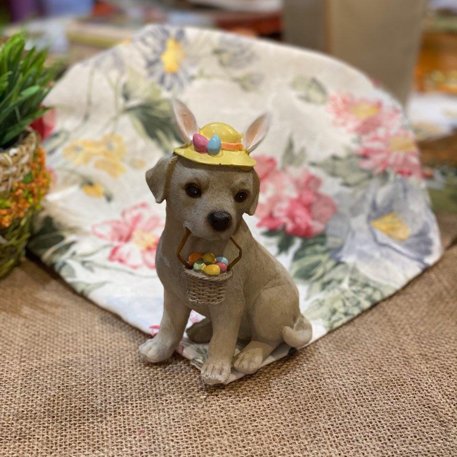 Cachorro de Páscoa