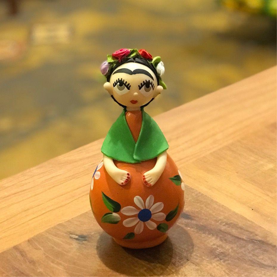 Frida Vestido Laranja