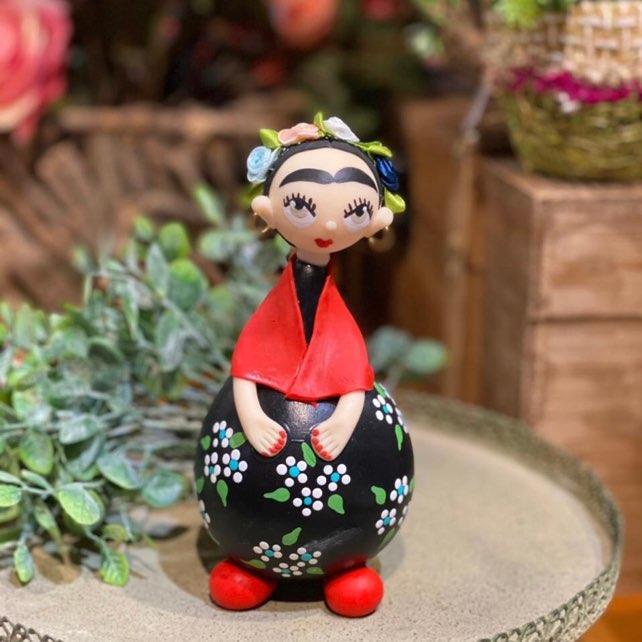 Frida Vestido Preto