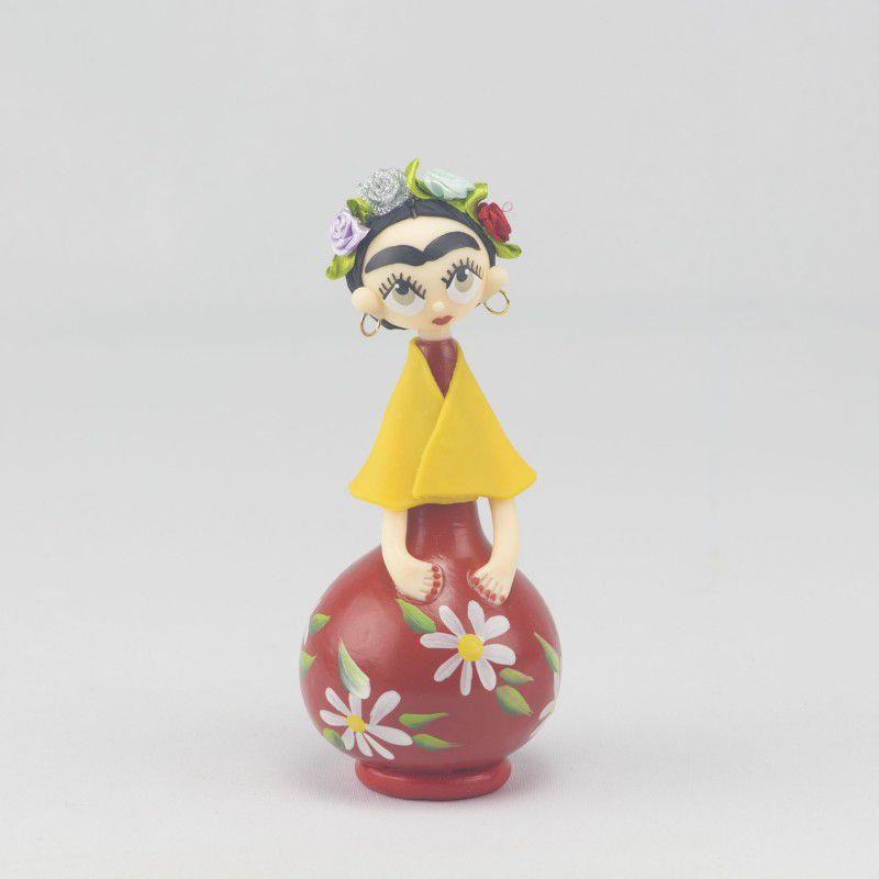 Frida Vestido Vermelho