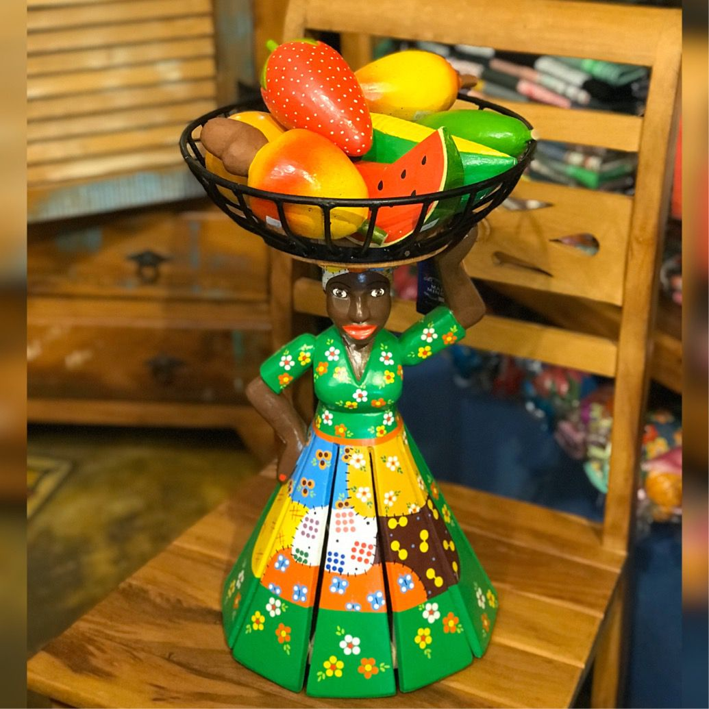 Fruteira Boneca